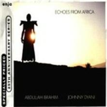 Echoes from Africa - CD Audio di Abdullah Ibrahim