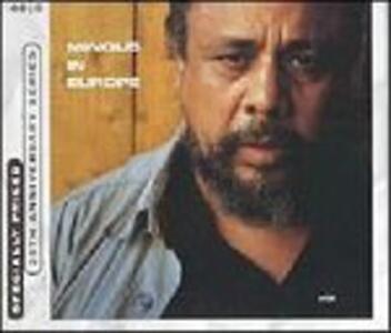 Mingus in Europe - CD Audio di Charles Mingus