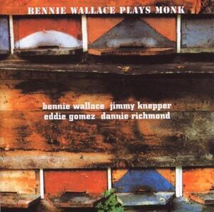 Plays Monk - CD Audio di Bennie Wallace