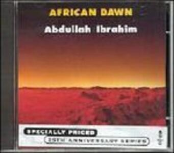 African Dawn - CD Audio di Abdullah Ibrahim