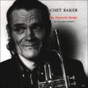 My Favourite Songs - CD Audio di Chet Baker