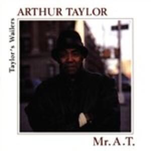 Mr. A.T. - CD Audio di Arthur Taylor