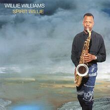 Spirit Willie - CD Audio di Willie Williams