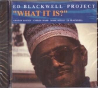 What It Is? - CD Audio di Ed Blackwell