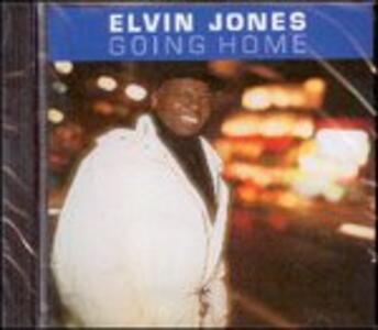Going Home - CD Audio di Elvin Jones