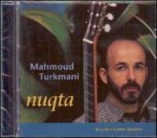 Nuqta - CD Audio di Mahmoud Turkmani