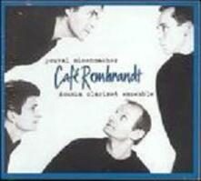 Café Rembrandt - CD Audio di Youval Micenmacher