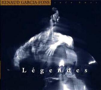 Legendes - CD Audio di Renaud Garcia-Fons
