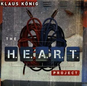 The H.E.A.RT. Project - CD Audio di Klaus Koenig