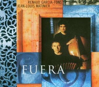 Fuera - CD Audio di Renaud Garcia-Fons