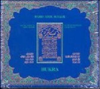 Bukra - CD Audio di Rabih Abou-Khalil