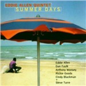 Summer Days - CD Audio di Eddie Allen