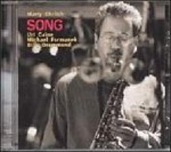 Song - CD Audio di Marty Ehrlich