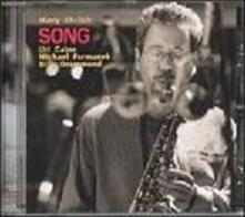 Song - CD Audio di Marty Ehrlich
