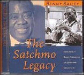 The Satchmo Legacy - CD Audio di Benny Bailey