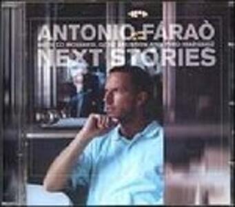 Next Stories - CD Audio di Antonio Faraò