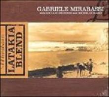 Latakia Blend - CD Audio di Gabriele Mirabassi