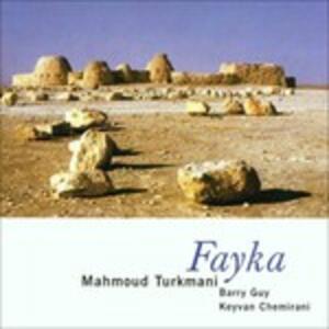 Fayka - CD Audio di Mahmoud Turkmani