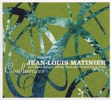 Confluences - CD Audio di Jean-Louis Matinier