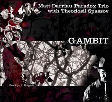 Gambit - CD Audio di Paradox Trio,Matt Darriau,Theodosii Spassov