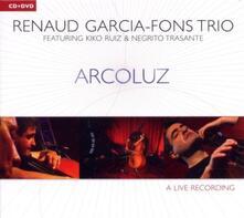 Arcoluz - CD Audio di Renaud Garcia-Fons