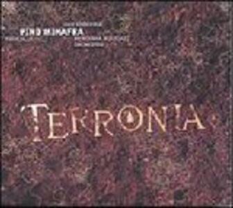 Terronia - CD Audio di Pino Minafra