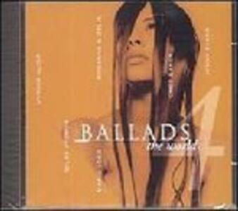 Ballads 4 the World - CD Audio