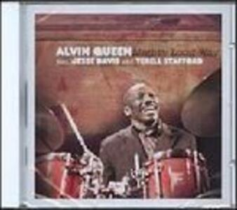 Mighty Long Way - CD Audio di Alvin Queen