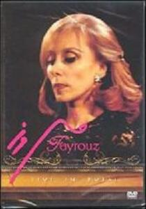 Fayrouz. Live in Dubai - DVD