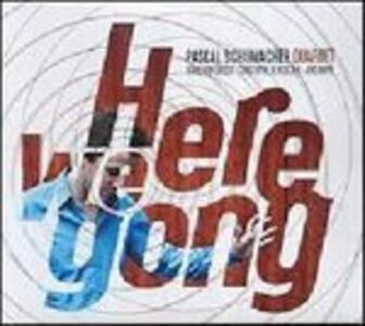 Here He Gong - CD Audio di Pascal Schumacher