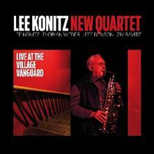 Live at the Village Vanguard - CD Audio di Lee Konitz