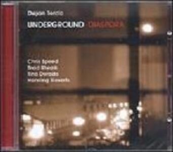 Diaspora - CD Audio di Dejan Terzic