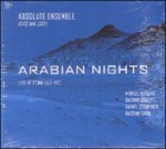 Arabian Nights - CD Audio di Absolute Ensemble