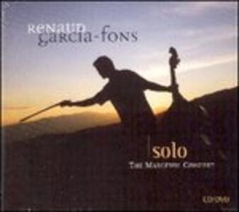 Solo. The Marcevol Concert - CD Audio + DVD di Renaud Garcia-Fons