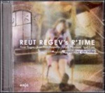 Exploring the Vibe - CD Audio di Reut Regev