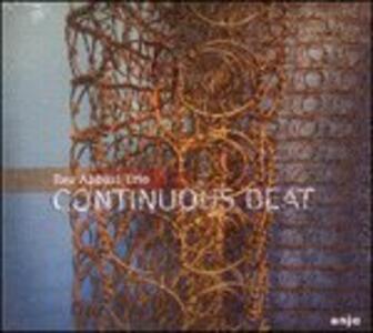 Continuous Beat - CD Audio di Rez Abbasi