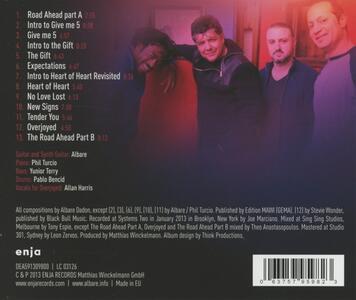 The Road Ahead - CD Audio di Albare - 2