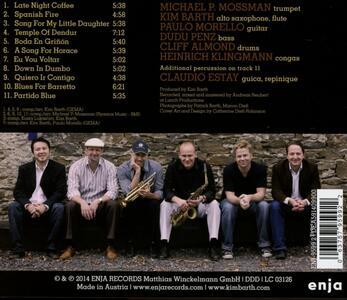 Late Night Coffee - CD Audio di Michael Phil Mossman,Kim Barth - 2