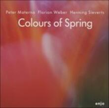 Colours of Spring - CD Audio di Peter Materna