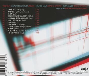 Amsterdam - CD Audio di Trio Elf - 2