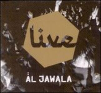 Live - CD Audio di Al Jawala