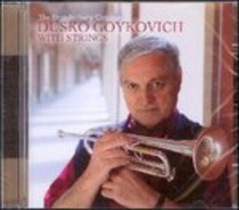 The Brandenburg Concert - CD Audio di Dusko Goykovich