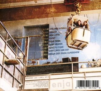 Organ Explosion - CD Audio di Organ Explosion - 2