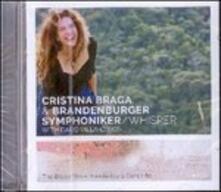 Whisper - CD Audio di Cristina Braga