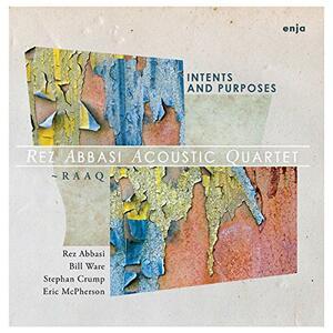 Intents and Purposes - CD Audio di Rez Abbasi