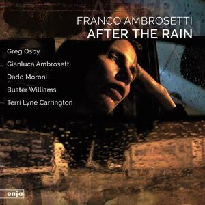 After the Rain - CD Audio di Franco Ambrosetti