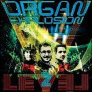 Level 2 - CD Audio di Organ Explosion
