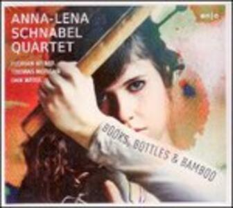 Books, Bottles & Bamboo - CD Audio di Anna-Lena Schnabel