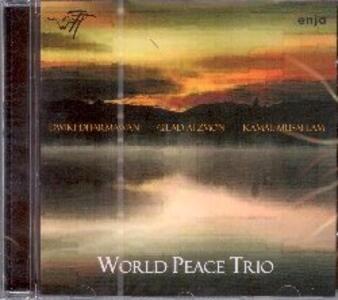World Peace Trio - CD Audio di Gilad Atzmon,Dwiki Dharmawan,Kamal Musallam