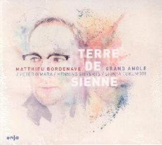 Terre de Sienne - CD Audio di Matthieu Bordenave